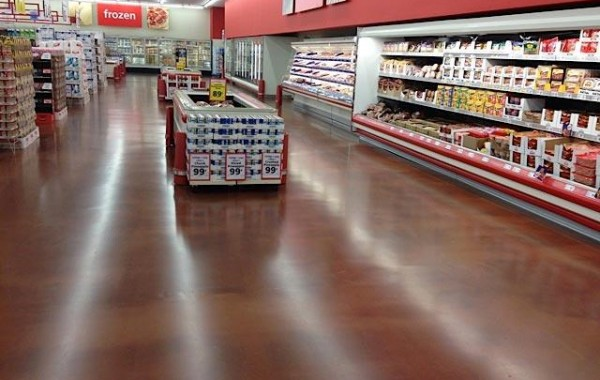 Store and Shopping Centre Flooring Solutions