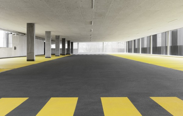 Parkade Traffic Coating Systems