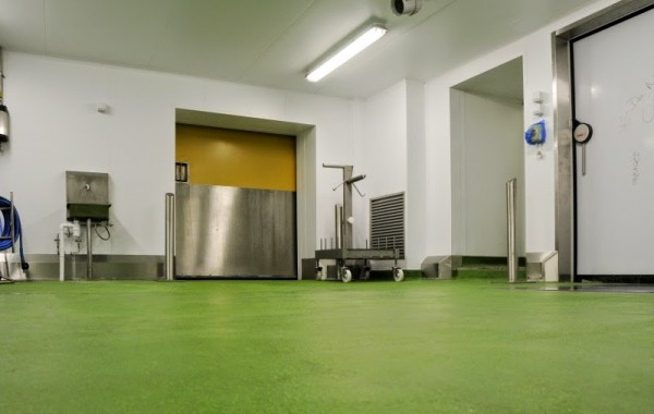 Food and Beverage Facility Flooring Solutions