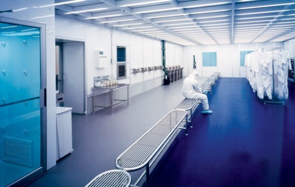 Health Care and Pharmaceutical Flooring Solutions