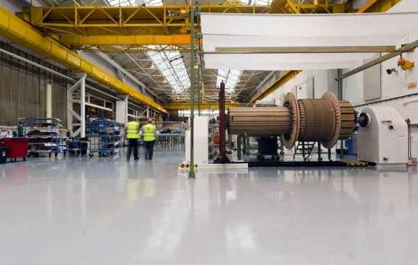 Manufacturing Floor Coating Solutions
