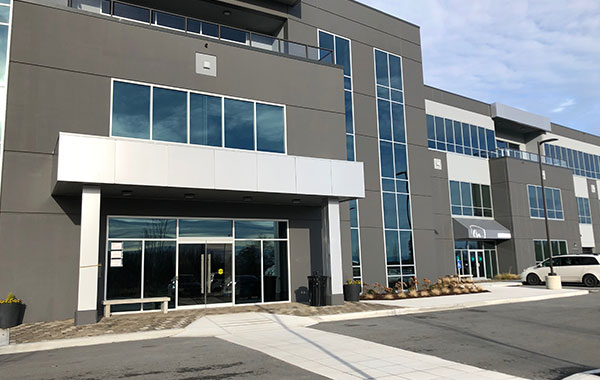 Panorama Office Park in Surrey (3,000 sq.ft)