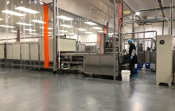 Herbaland Naturals Manufacturing Facility in Richmond (5000 Sq.Ft)
