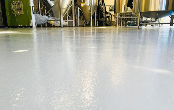 Industrial and Commercial Epoxy Floor Coating Vancouver