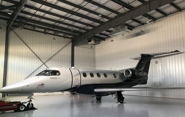 Airplane Hangar in Delta (45,000 SQ.FT)